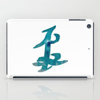 the mortal instruments iPad Cases featuring The Mortal Instruments Parabatai Rune. by Olivia Scotton