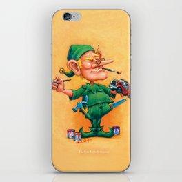 Elf Alexlander - Toys Department iPhone Skin