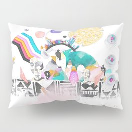 Utopiaverse Pillow Sham
