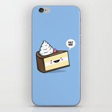 Eat Me! - Wonderland Kawaii Cake iPhone & iPod Skin