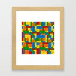 Master Builder Framed Art Print