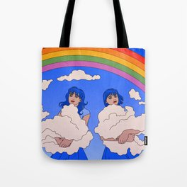 The Cloud Keepers Tote Bag