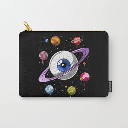 Psychedelic Space Trip Carry-All Pouch