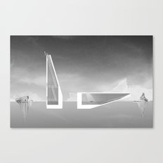 II. Canvas Print