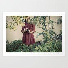 First camera Art Print