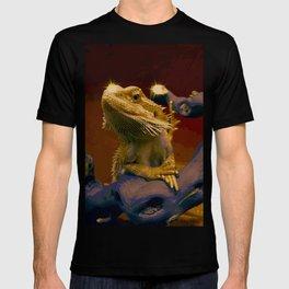 The Majestic Bearded Dragon T-shirt