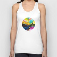 splash Tank Tops featuring Splash by zAcheR-fineT