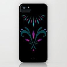 Elsa Embroidery iPhone (5, 5s) Slim Case