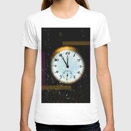 Time passes like soap bubbles T-shirt