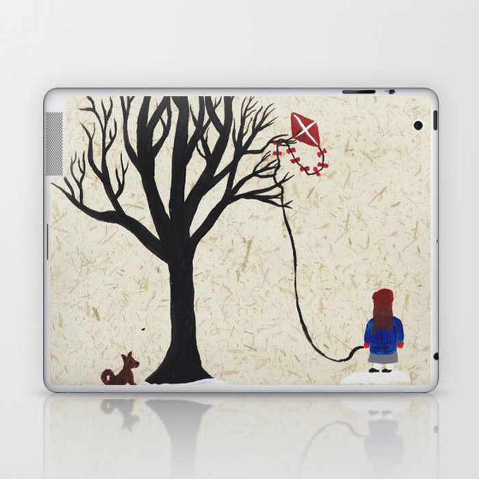 Well, now what...? Laptop & iPad Skin