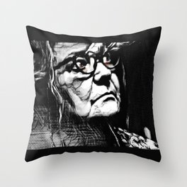 Wretched Throw Pillow