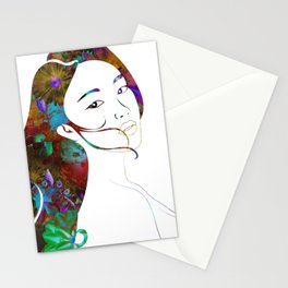 Beauty Lingers Stationery Cards