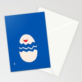 The Ogg Stationery Cards