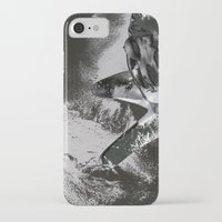 erotic iPhone & iPod Cases featuring Aphrodesia Erotic by Liaison Érotique