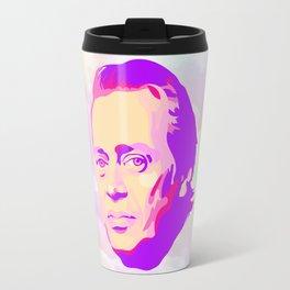Mr. Pink Travel Mug