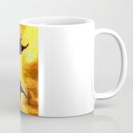 Dragon Breath Into the Flames Coffee Mug