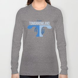 Tomorrowland Poster Long Sleeve T-shirt