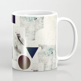 Of Fragments and Wholes Coffee Mug
