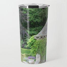 Gazebo dans le Jardin Italien Travel Mug
