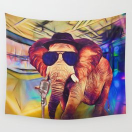 Trunk it Up Wall Tapestry