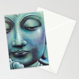 Buddha Lotus Stationery Cards