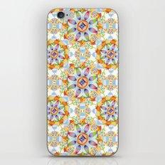 Beaux Arts Flower Crown iPhone & iPod Skin