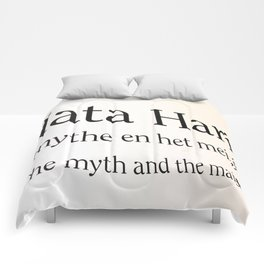 Mata Hari part 2 Comforters