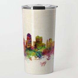 Kansas City Skyline Travel Mug