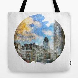 London City Tote Bag