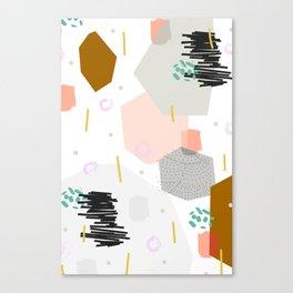 Slump Canvas Print