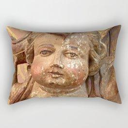 Cherub of Antiquity Rectangular Pillow