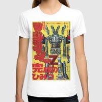 manga T-shirts featuring Manga 01 by Zuno