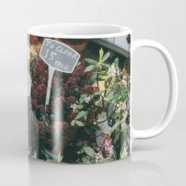 Columbia Road Flower Market, London Coffee Mug