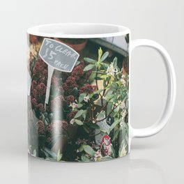 Columbia Road Flower Market, London Coffee Mug