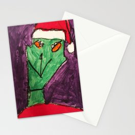 The Grinch Stationery Cards