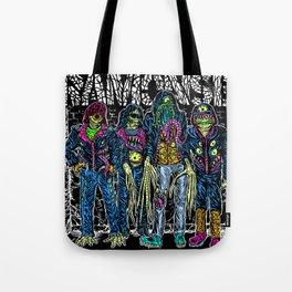PUNK MONSTERS Tote Bag