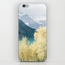 Lake Louise III iPhone Skin