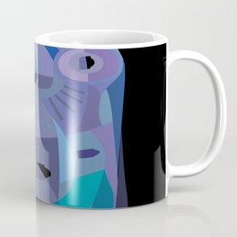 Tattooed Man Coffee Mug