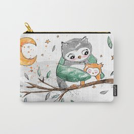 Magic Owls Carry-All Pouch