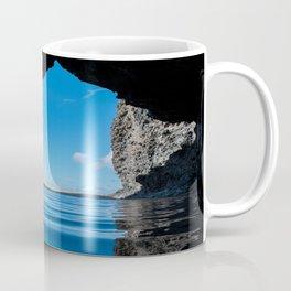 Na Pali Cave Coffee Mug
