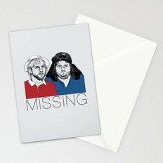 Missing Stationery Cards