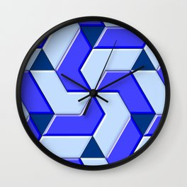 Geometrix XX Wall Clock