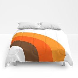 Harvest Rainbow - Right Side Comforters
