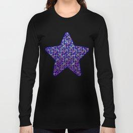 Polka Dot Sparkley Jewels G263 Long Sleeve T-shirt