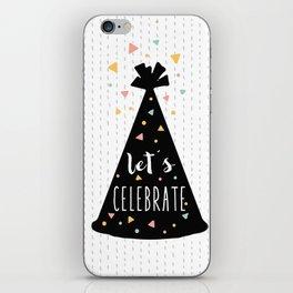 Celebration iPhone Skin