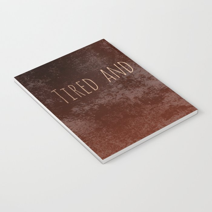 The World Impinges Notebook