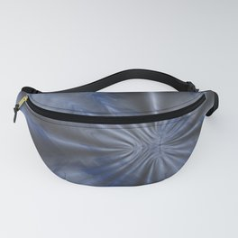 Creased Sky Fanny Pack