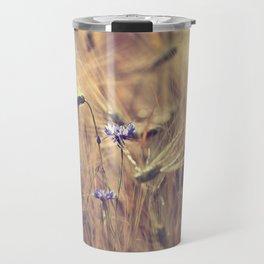 Corn flower Travel Mug