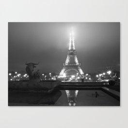 J'aime Paris Canvas Print