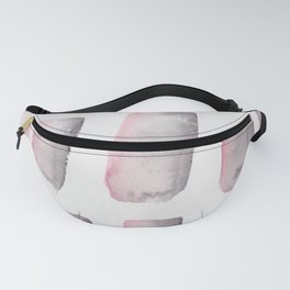 22 | 190321 Watercolour Abstract Painting Fanny Pack